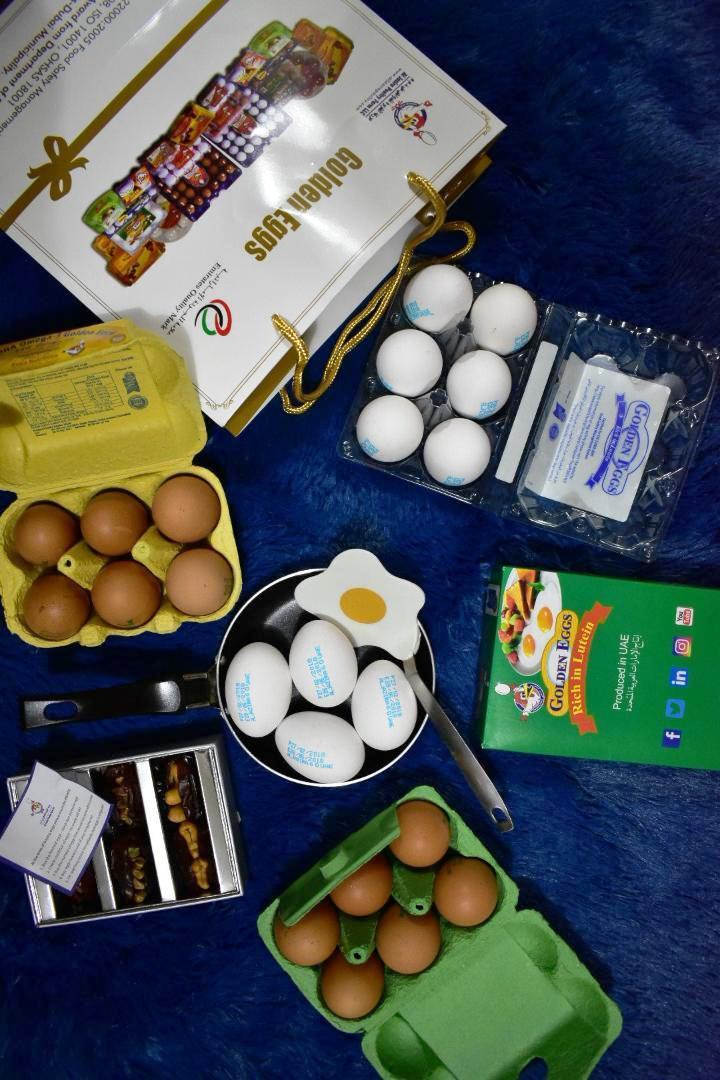 Al Jazira Poultry Farm - Golden Eggs - Mahi Blog